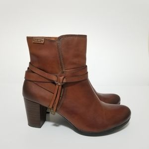 Pikolinos size 37 leather boots